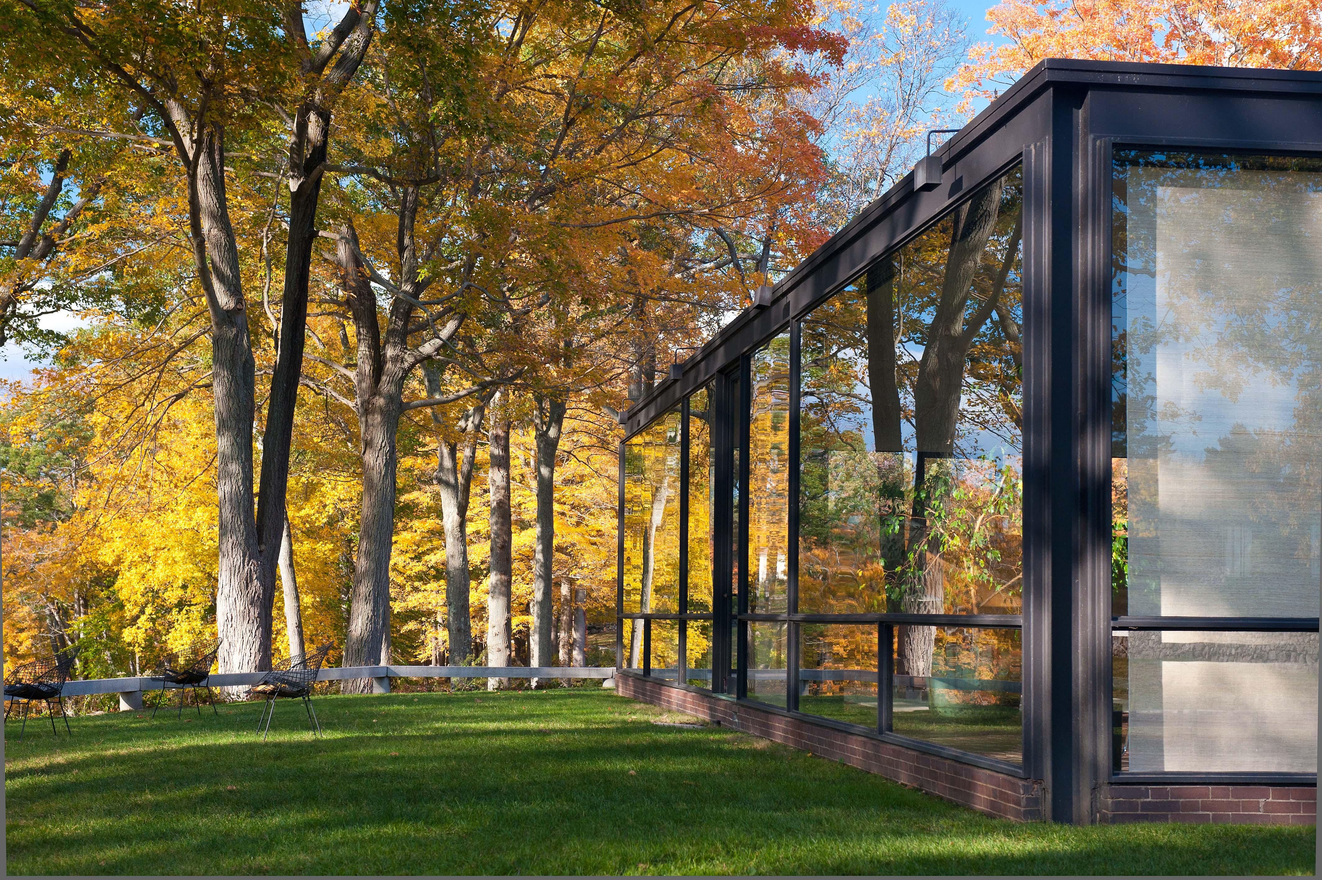 Philip Johnson Glass House philip johnson's glass house | blake robinson photography
